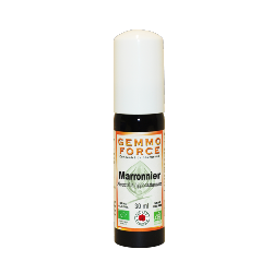 GemmoForce Marronnier - sans sucre - sans alcool - Bio - 30 ml