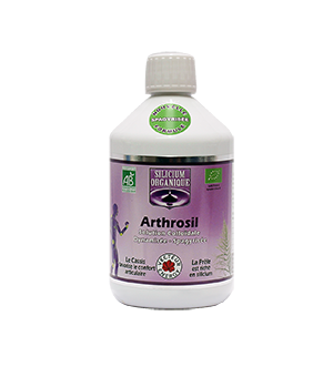 ARTHROSIL Solution organique - 500 ml - BIO