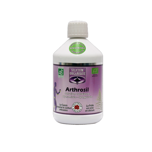 ARTHROSIL Solution organique - Bio* - 500 ml