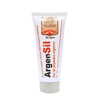 ArgenSil 50 ppm certifié  Bio** - 75 ml